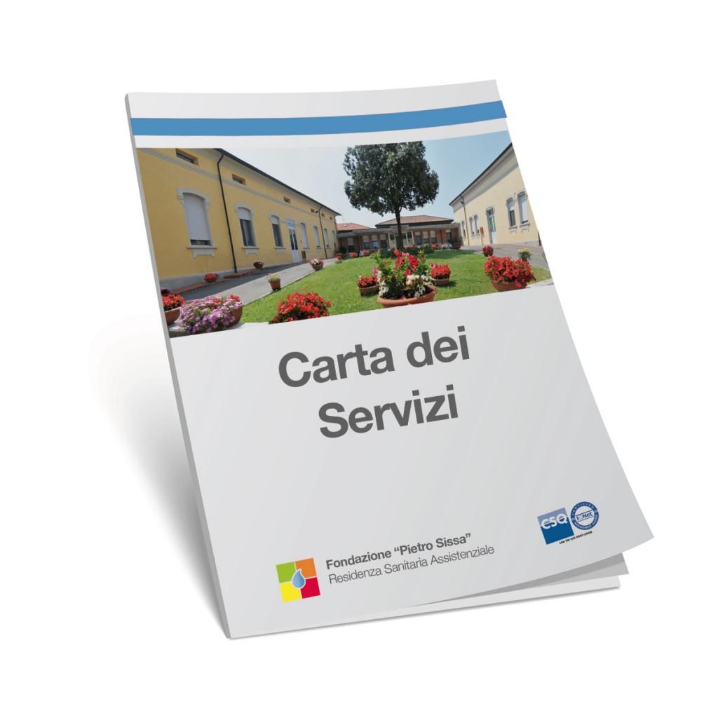 carta dei servizi Fondazione Pietro Sissa Moglia